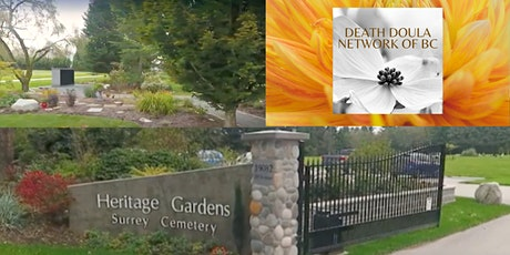 DDNBC OPEN HOUSE at Heritage Gardens Cemetery  - A DDNBC  IN-PERSON Event tickets