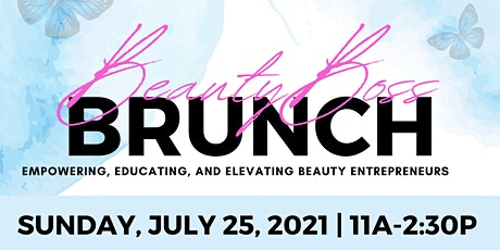 Beauty Boss Brunch tickets