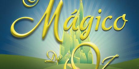"""50% de Desconto! Espetáculo """"O Mágico de Oz"""" no Teatro Bibi Ferreir ingressos"""