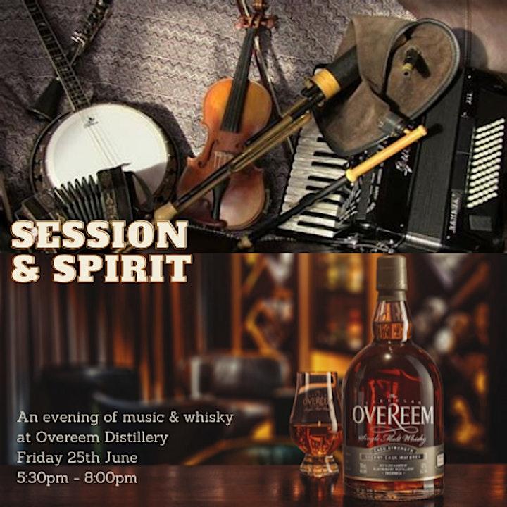 Session & Spirit - Volume #1: Overeem Distillery image