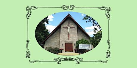 Sunday morning Mass, 9 AM tickets