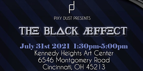 The Black Æffect tickets