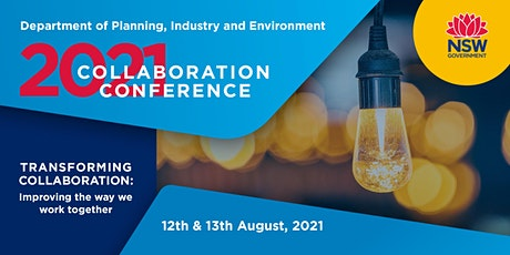 DPIE 2021 Collaboration Conference tickets