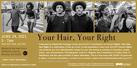 Your Hair, Your Right tickets