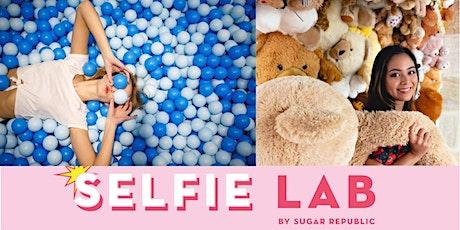 Sugar Republic's  SELFIE LAB - Thu 19 Aug tickets