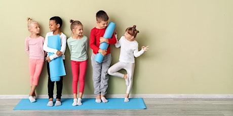 Kids Yoga Classes tickets