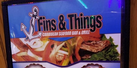 Comedy Takeover at Fins & Things tickets