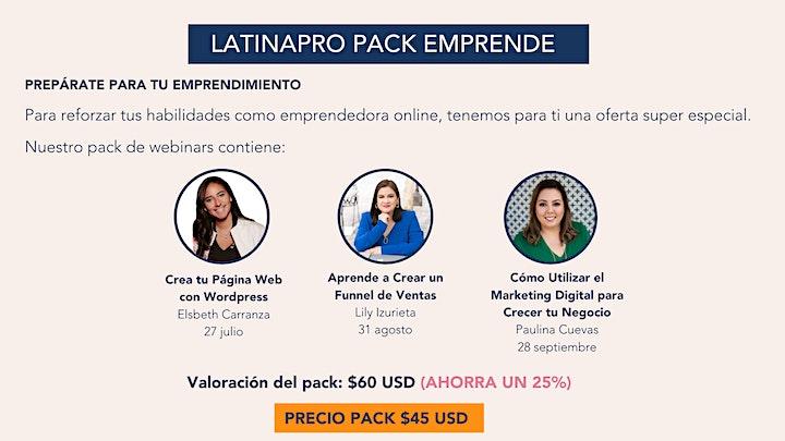 Imagen de TALLER: CREA TU PÁGINA WEB CON WORDPRESS
