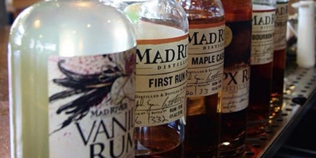 Mad River Whiskey & Rum Tasting tickets