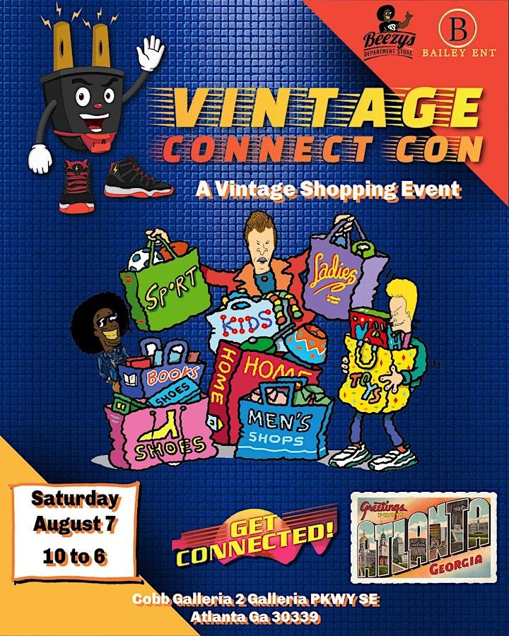 Vintage Connect Con 4 image