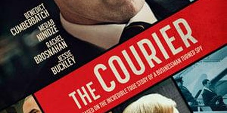 """Movie Night: """"The Courier"""" (M) tickets"""