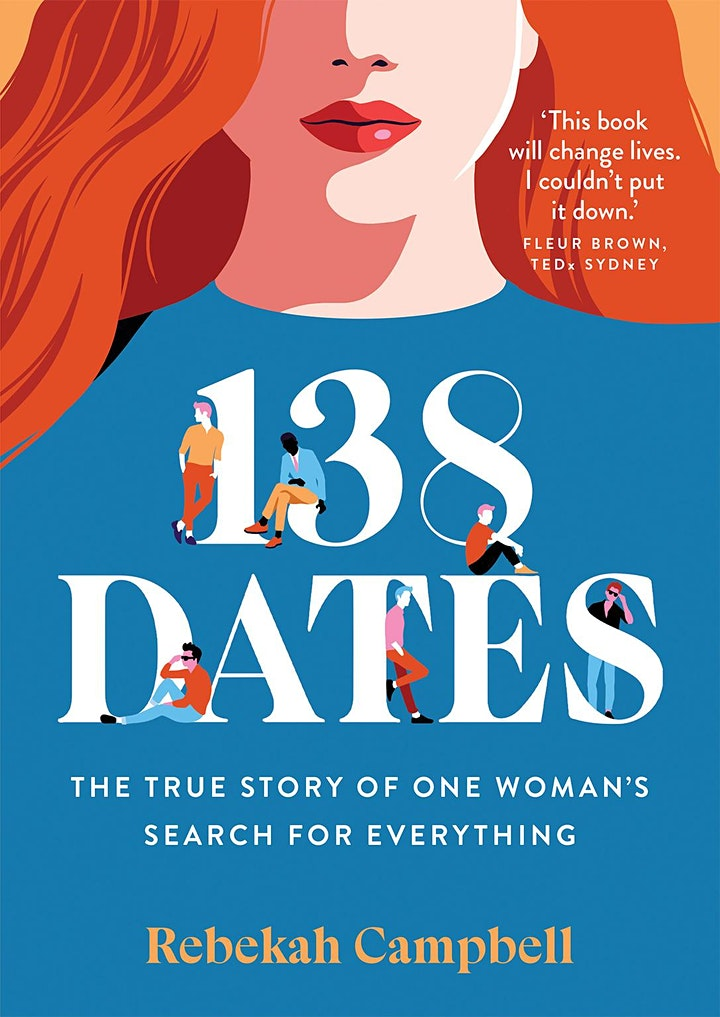 Rebekah Campbell Book Launch for 138 Dates image