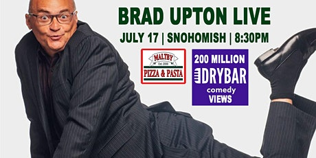 Brad Upton in Snohomish at Maltby Pizza & Pasta tickets