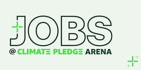 JOBS at Climate Pledge Arena Hiring Fair tickets