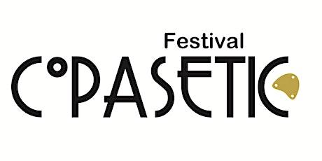 Aulas - Festival Copasetic 2021 ingressos