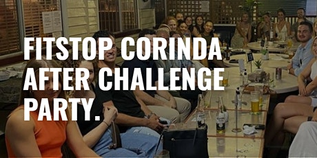 Fitstop Corinda - After Challenge Party #2 (Non-Challengers) tickets
