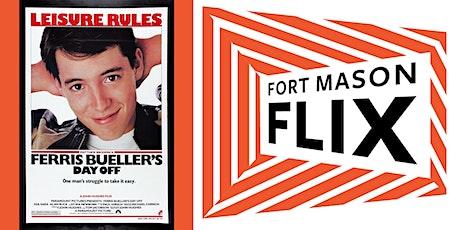 FORT MASON FLIX: Ferris Bueller's Day Off tickets