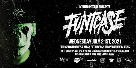 Funtcase Live at Myth Nightclub   Wednesday 7.21.21 tickets