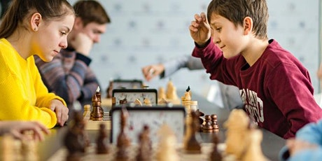 Chess Workshop For Beginners tickets