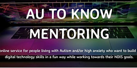 Au To Know Mentoring Information Session tickets
