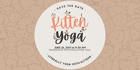 Kitten Yoga 2.0 tickets