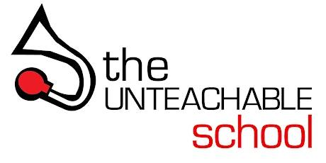 Unteachable School Information Meeting tickets
