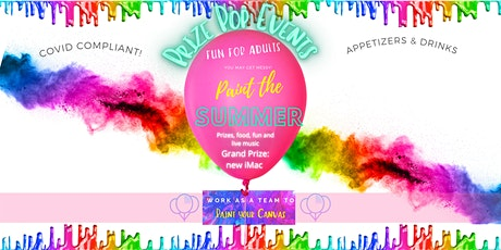 Prize Pop Event Presents: Paint the Summer tickets