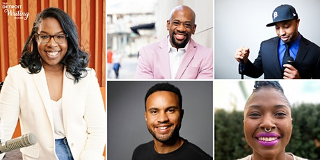 Detroit Writing Room Black Voices Series ft. Podcasters tickets