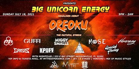 Juicy J & Bass Fam Present OREOKU at Myth Nightclub | Sunday, 07.18.21 tickets