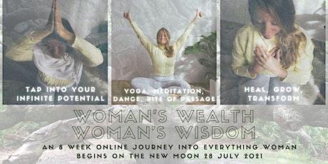 Woman's Wealth Woman's Wisdom tickets