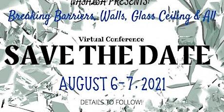 2021 Virtual Conference ingressos