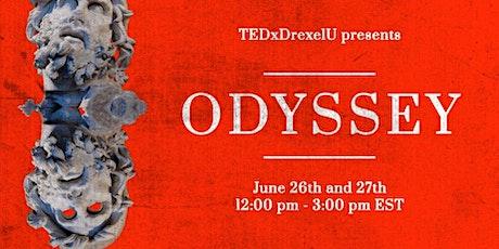 TEDxDrexelU: ODYSSEY tickets