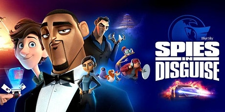 Family Movie Night:  Spies in Disguise - Soirée cinéma: Espions Incognito! tickets