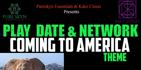 PLAY DATE AND NETWORK tickets