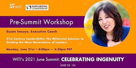 The Millennial Solution to Guiding the 21st Century Generations of Leaders tickets