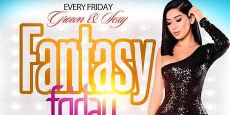 Fantasy Fridays tickets
