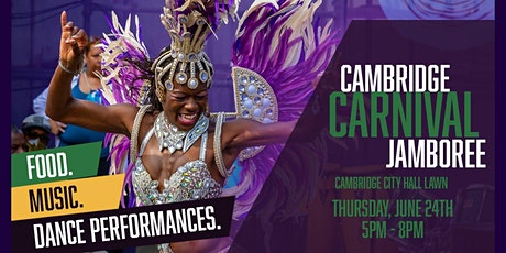 Cambridge Carnival Jamboree tickets