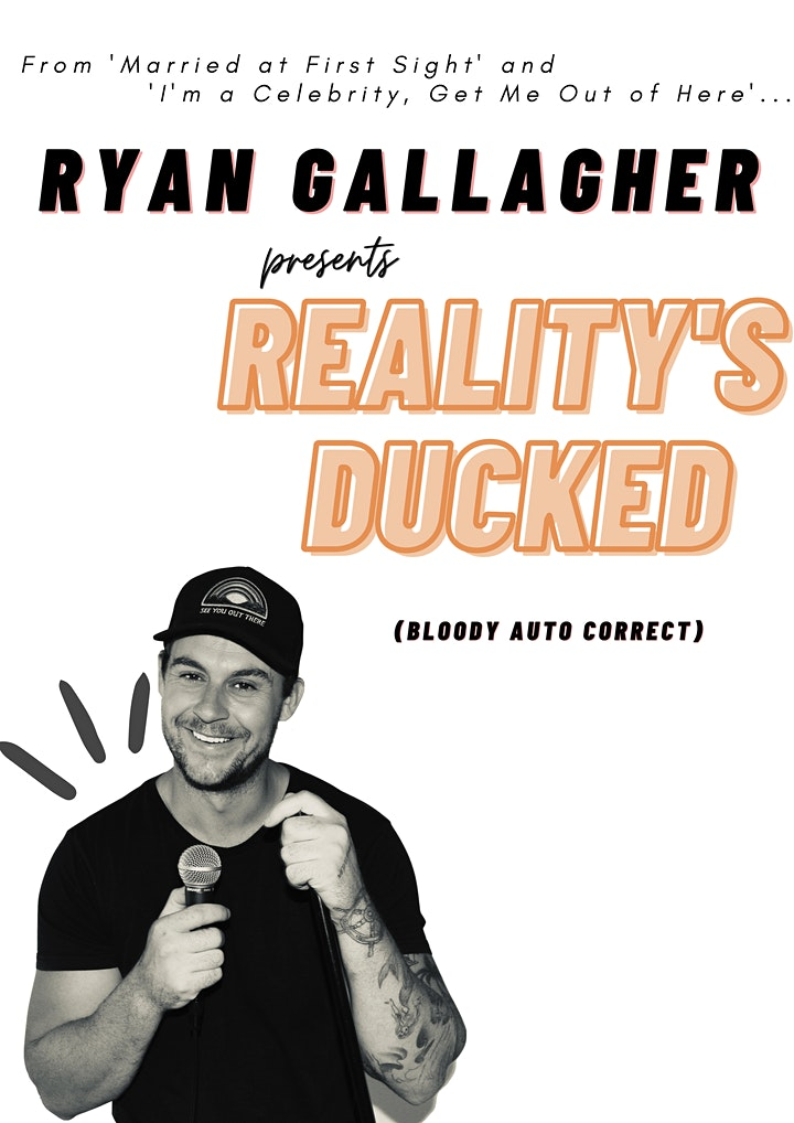 Ryan Gallagher's Reality is Ducked image