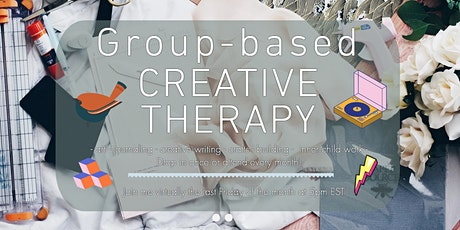 Mindfulness-Based Creative / Expressive Arts Therapy Group tickets