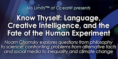 No Limits at Oceanit presents: Noam Chomsky tickets