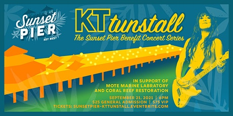 KT Tunstall at Sunset Pier Key West tickets