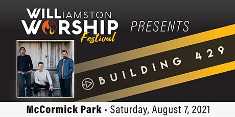 Williamston Worship Festival 2021 tickets