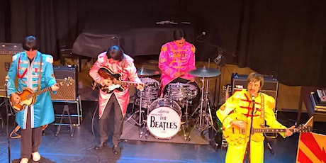 Imagine The BEATLES at Chiddingstone Castle tickets