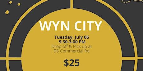 Wyn City Trip tickets