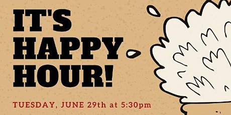 It's Happy Hour tickets