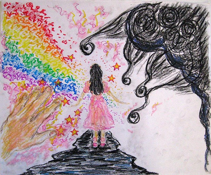Mindfulness-Based Creative / Expressive Arts Therapy Group image