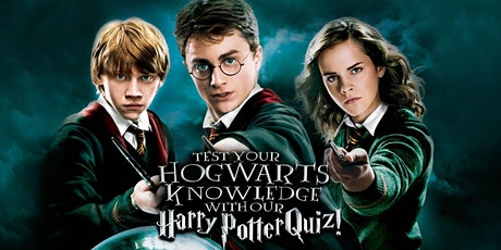 Quizzitch Harry Potter Quiz Show - Family Edition! tickets