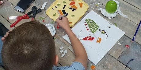 July School Holiday Kids Mosaic Workshops tickets