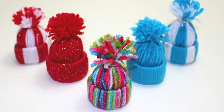 Yarn hat ornaments (Mudgee Library, ages 9-12) tickets