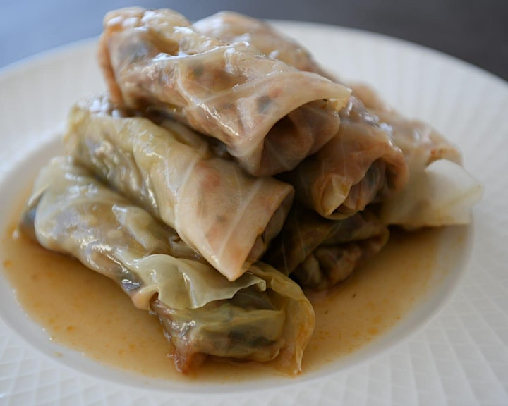 AUTHENTIC GREEK FOOD WITH A HOME COOK  - COOKING CLASSES MELBOURNE image